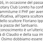 2016-06-30_PHF al nostro socio Claudio Fammilume