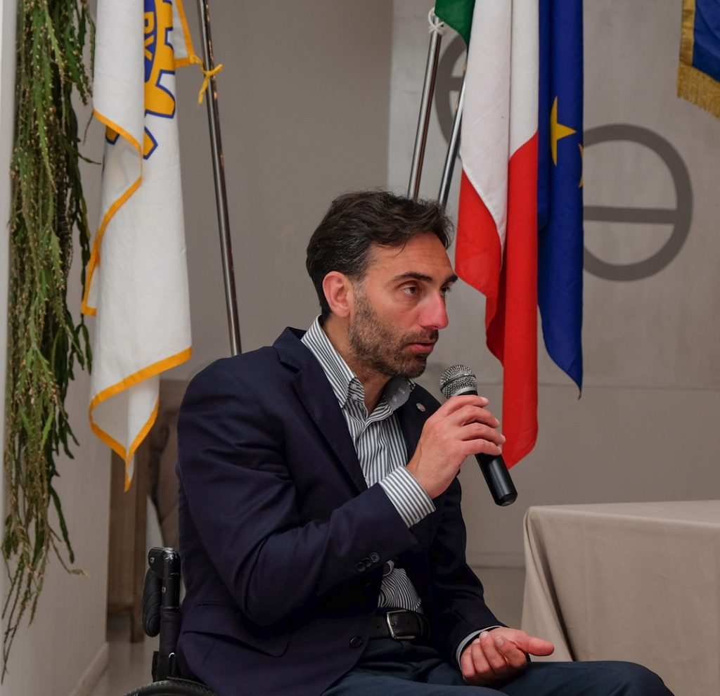 2015-05-15_Incontro con Giuliano Calza, General Manager dell'ISTAO di Ancona